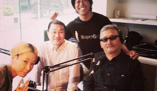 熊本のラジオ番組に出演