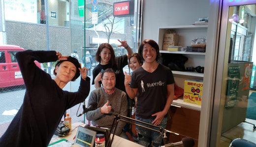 熊本でラジオ出演