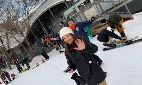 趣味はスノーボード。ダイエット、ボディメイクするなら!shapesgirl 熊本店